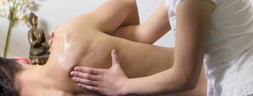 Blogartikel über Schmerzen im Bereich der Brustwirbelsäule