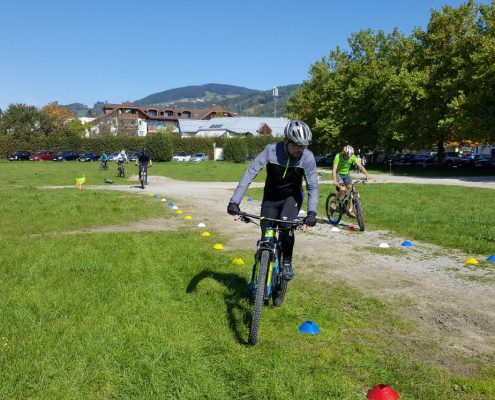 Mountainbike Fahrtechniktraining in Salzburg